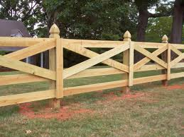 Ranch Type Fence