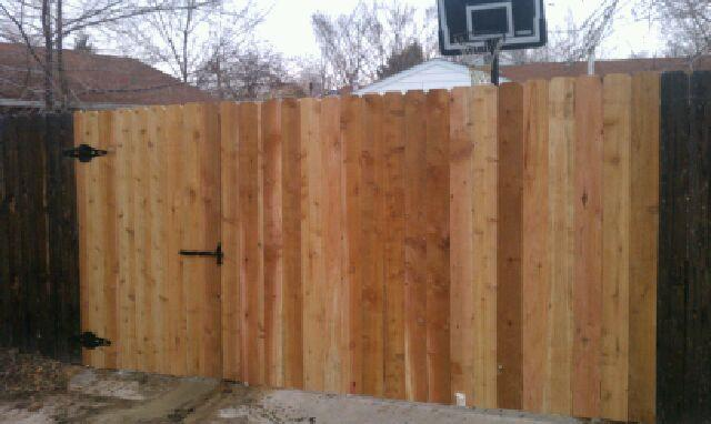 Fence Gate Repair - Highlands Ranch
