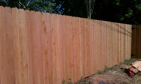 Regular Privacy Fence - Westminster